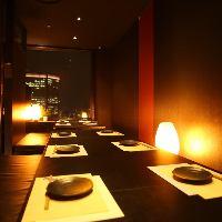 各種ご宴会なら、テーブル個室がおすすめ♪最大36名様まで可能☆