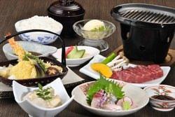 お昼のお膳立て 1600円~ 「要予約」