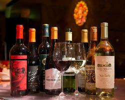 ワイン・紹興酒と合わせてお楽しみください