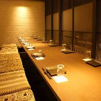 当店は最大40名様まで対応可能!京都での宴会なら楽蔵うたげへ!