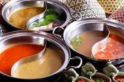 アジアンビューティーな健康生活,ヘルシータイスキ鍋。