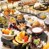ぐるなび秋の宴会コースは、味&量ドリンクの豊富さに..大満足!