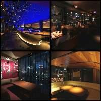夜景を独り占め! 船室をイメージしたプライベート個室