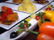 お野菜を中心としたヘルシーなタパスも多数ご用意しています