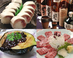 有名百貨店よりオファーがあるさば棒寿司と一品料理