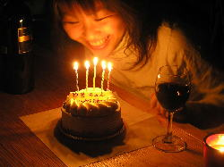 誕生日記念日に感動のサプライズ【注意】主役を泣かせちゃうかも