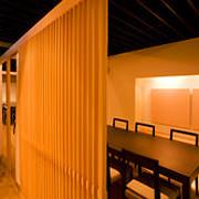 3階:4~25名様用◆落ち着いた個室風テーブル席。