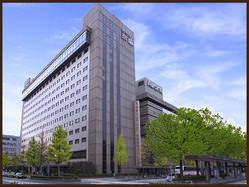 ホテル京阪京都 グランデ外観