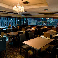 夜景の見える席・宴会用の個室… ニーズに合わせたお席をご用意