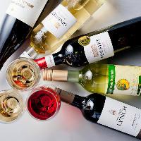 ワインも多彩に取り揃えています♪記念日にスパークリングで乾杯