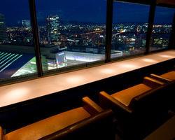 夜景が一番良く見える カップルシート記念日・デートに最適