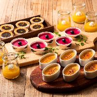 ホテルならではの料理をご家族やご友人と心ゆくまでお好きなだけ