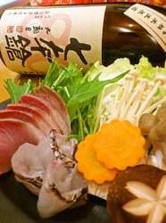 滋賀では珍しい【熟成魚】を!お造りから一品まで!