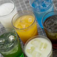 ノンアルコールカクテルも多彩★飲まない日でも楽しめます