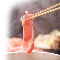 ヤマトポークの豚しゃぶ鍋