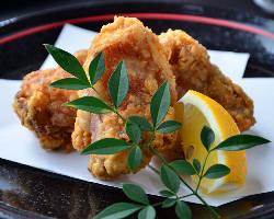 【鴨料理】希少な鴨肉の唐揚げや美味しい鴨肉の逸品が味わえます