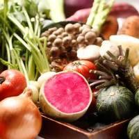 他にも野菜などに関しては、提携の農家から仕入れています。