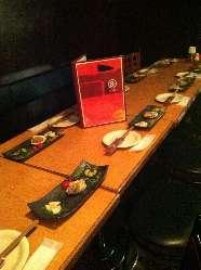 お食事会・飲み会・宴会・各種ご利用頂けます