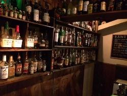 豊富に取り揃えたお酒がズラリ ソフトドリンクも充実!!