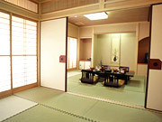 料亭旅館ならではの、落ち着いた雰囲気のお部屋をご用意