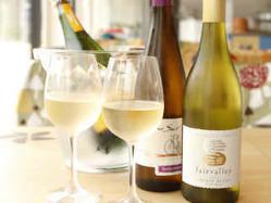 こだわりのワインもリーズナブルに楽しめます♪