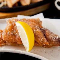沖縄の県魚でもある『グルクン』はシンプルに唐揚げが旨い!