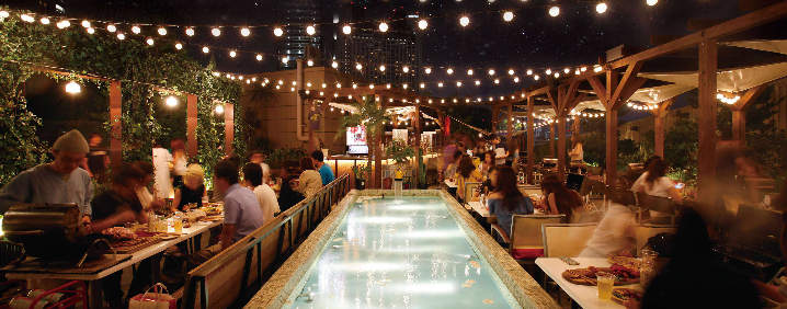 THE ROOFTOP BBQ ビアガーデン なんばパークス店 image