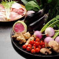 コース料理のみで楽しめる奈良地場産直素材に 拘った創作料理