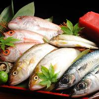 その日〆た最良の状態の鮮魚を使用 美味しい魚料理をご提供!