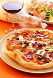 おすすめのピザです ぜひ食べて頂きたい一品です