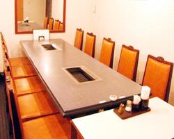 【川西店】20名様までご利用いただける個室をご用意!