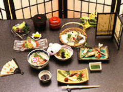 梅懐石 5,000円(税別)