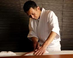 板前が握るお寿司をリーズナブルにご提供♪
