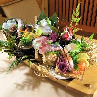 朝採れの新鮮海の幸をお手頃な価格でお愉しみいただけます。