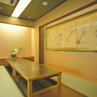雰囲気自慢の2F掘りごたつ個室。4名様から対応致します。