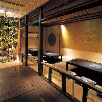 京の町屋風 掘りごたつ部屋