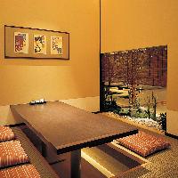 くつろぎの個室で、ゆったり、ほっこり いい雰囲気!!