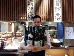 【日本酒コレクション】 利き酒師が選ぶ 「本日のベスト3」