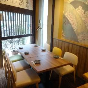 鮮魚×個室居酒屋 魚伝 福島店