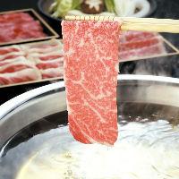 仙台牛しゃぶしゃぶは肉の旨さだけを知る食べ方♪♪