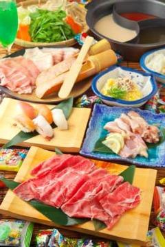 しゃぶしゃぶ・寿司・食べ放題 なごみねこ 近江八幡店 image