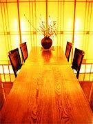 2階のお席は落ち着いた雰囲気★2次会パーティでの貸切も対応。