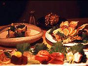 ご宴会コースも充実! 季節のものを取り入れております。