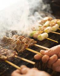 姉妹店「雷門」でも大人気の定番メニュー「吟醸鶏ガラ鍋」