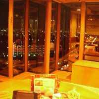 地上22階の夜景を眺めながらの宴会はいかがでしょうか?