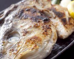 『魚のカマ塩焼』数量限定!590円 食べ応えアリ!