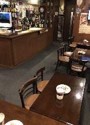 男女混合での飲み会や歓送迎会に最適です。35席あります。