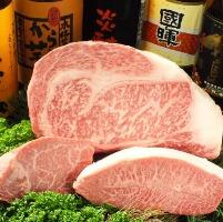 最高の和牛を仕入れ。肉職人が日々丁寧に調理しております!