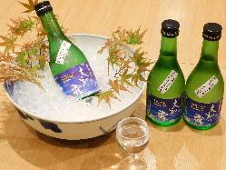 奈良の女将の会が2年半かけてプロヂュースした清酒も取り扱い。