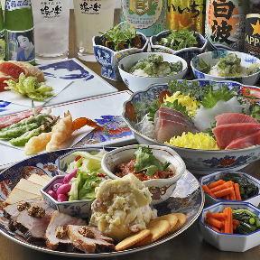 大衆肴 天ぷら娯楽